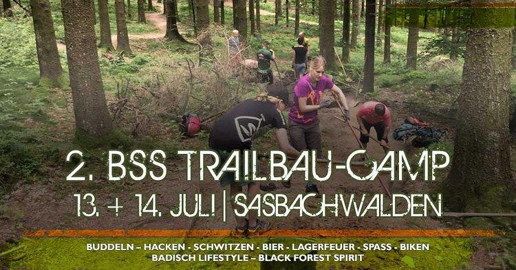 2. Trailbau-Camp
