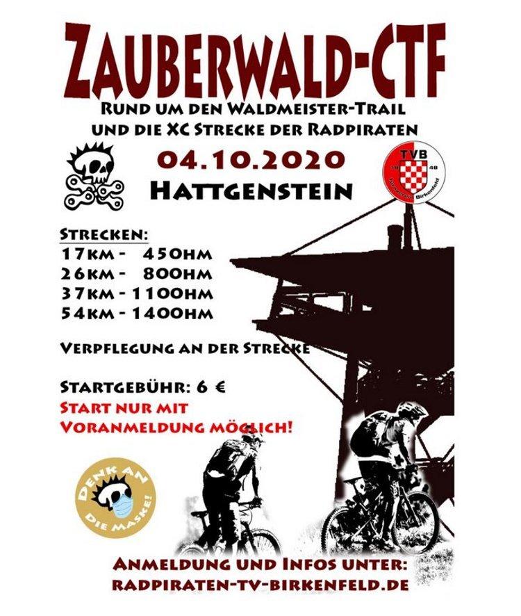 1. Zauberwald CTF