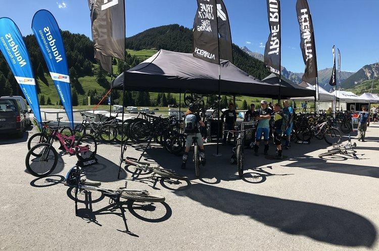 ALUTECH-Cycles @ Glemmride Bike Festival