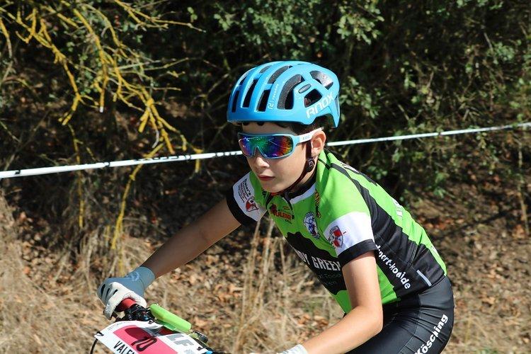 Kinder Hallentraining TSV Kösching Radsport