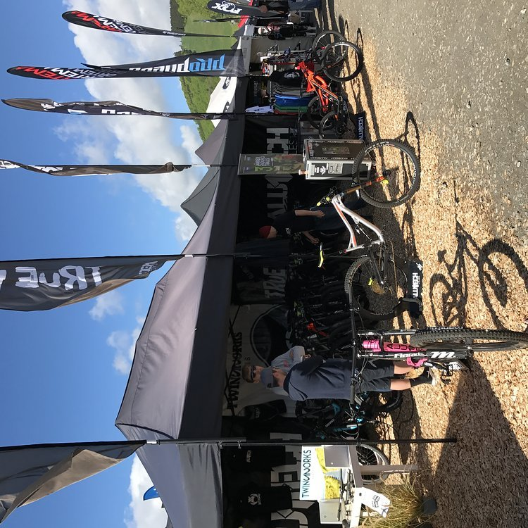 ALUTECH-Cycles @ Bikefestival Willingen