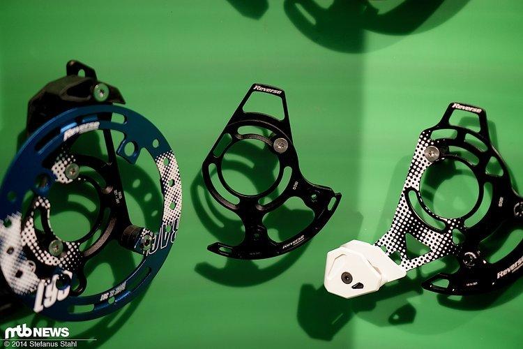 1X-Kettenführung: Thick-Thin-Kettenblätter funktionieren ja prima, sind aber auch ganz schön teuer