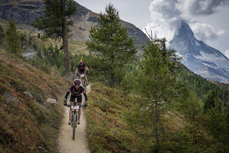 Das Ziel wird nach sechs Tagen in Zermatt, direkt unter dem Matterhorn, sein.
