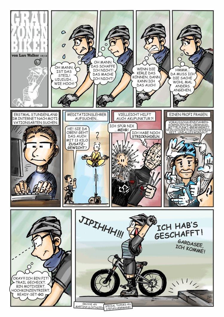 Grauzonenbiker hat die Situation auch schon erfasst.