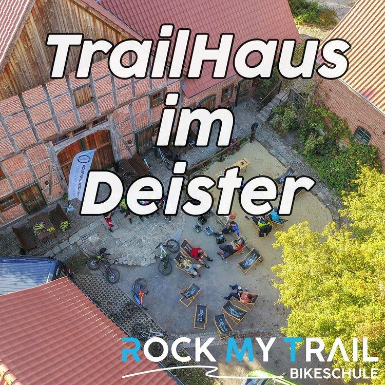 TrailHaus – Das Mountainbike Wochenende im Deister – Hannover