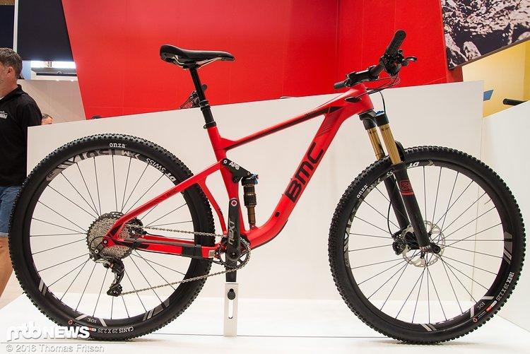 Das BMC Speedfox 01