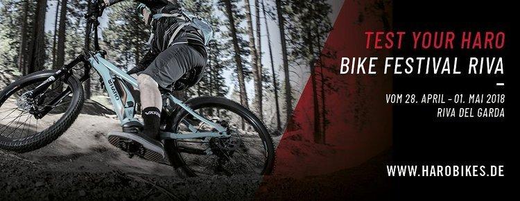 Haro Bikes Testdays Riva