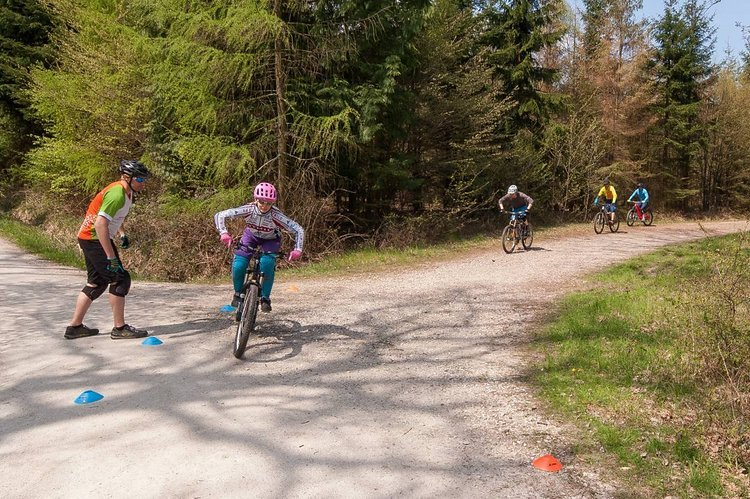 MTB / E-MTB-Fahrtechnikkurs 'Trail & Ride 1′ – Düsseldorf