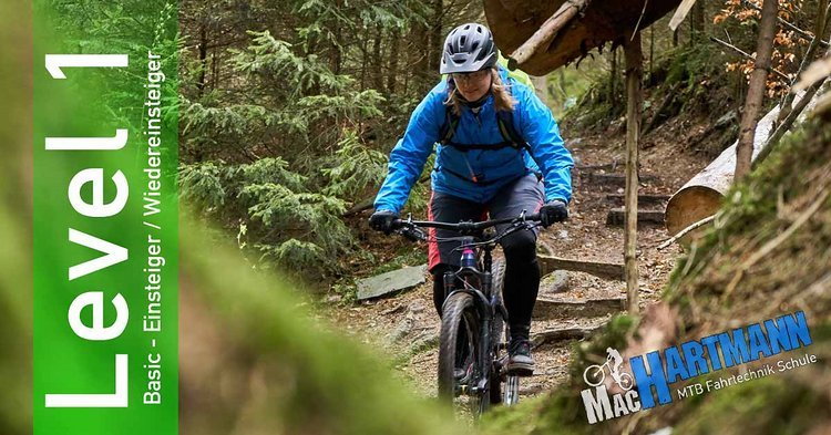 macHartmann – Level 1 – MTB-Fahrtechniktraining in Monschau