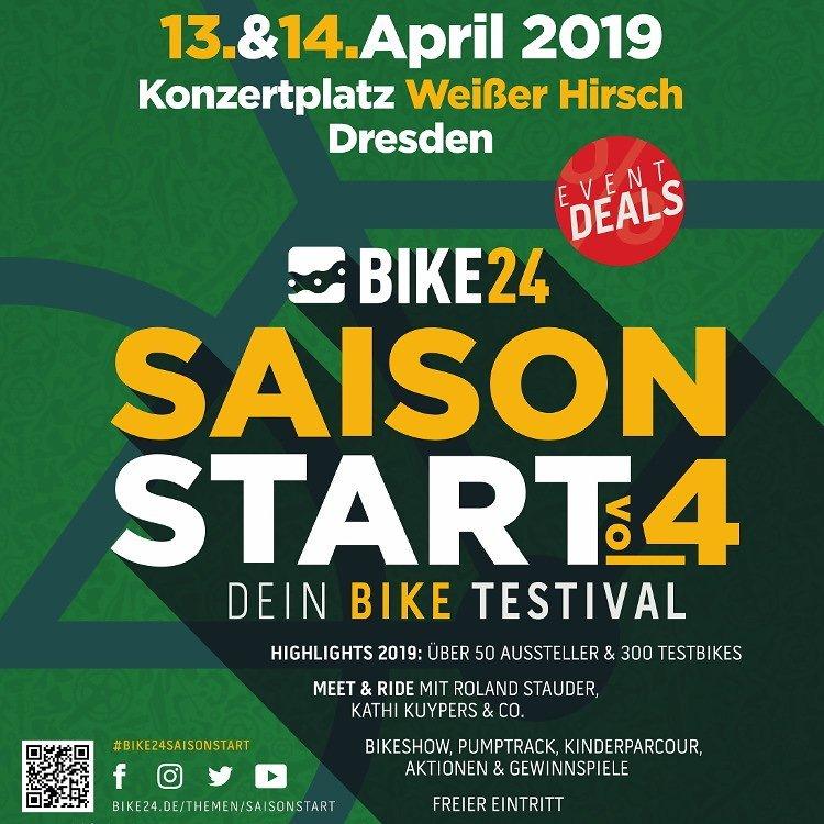 BIKE24 Saisonstart 2019