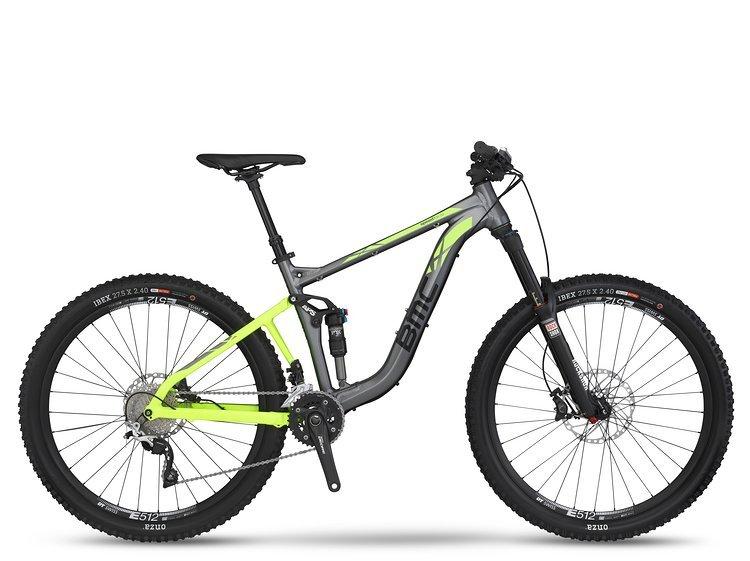 SF03 Trailcrew SLX XT