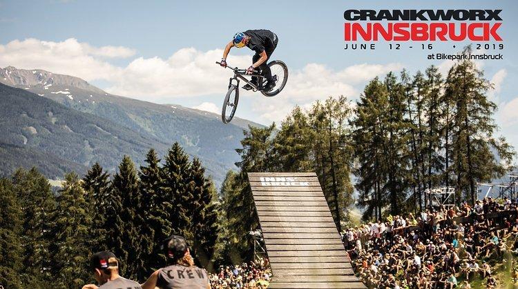 Crankworx Innsbruck 2019 – DAS ultimative Mountainbike-Erlebnis
