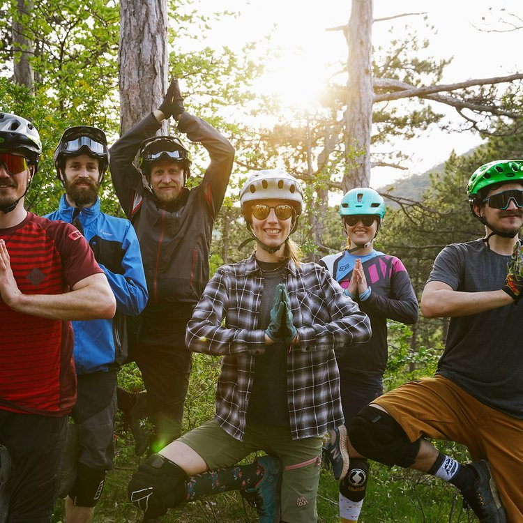 MTB und Yoga Reise in den Kitzbüheler Alpen – Level Advanced