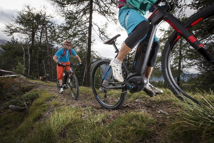 E-Bike L2 München – 1 Camptag