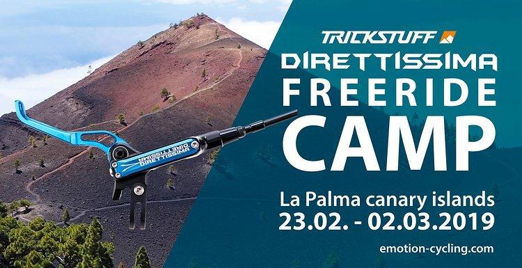TRICKSTUFF Direttissima Camp La Palma