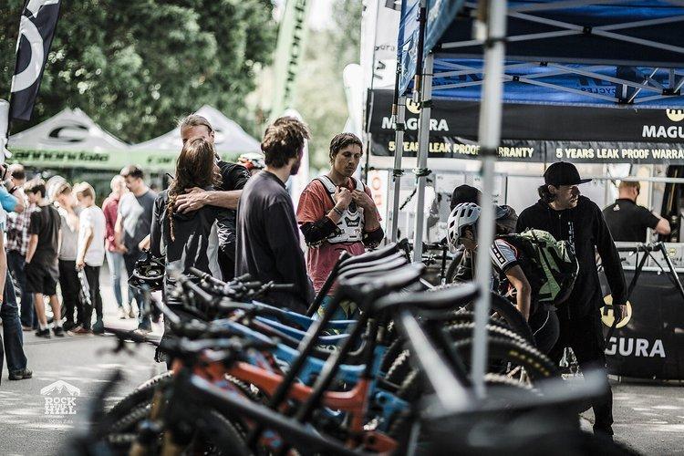Rock the Hill Bike und Musikfestival