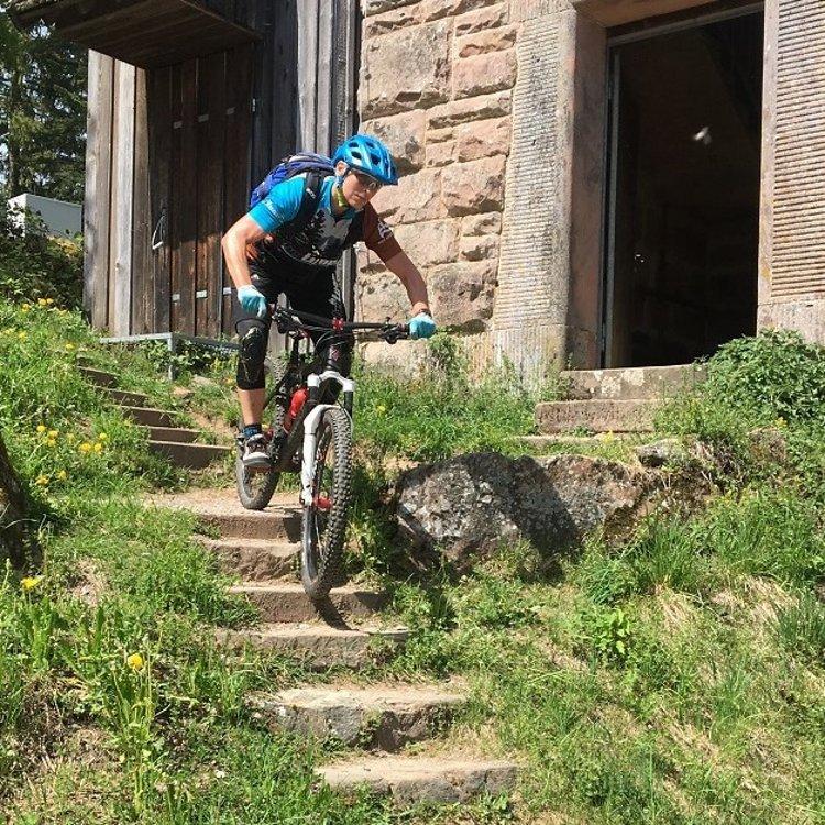 beitune MTB-Trailcamp in Baiersbronn