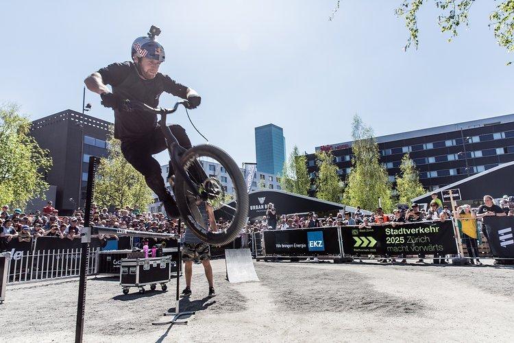 «Urban Bike Festival»:  Drei Tage lang das Velo erfahren im urbanen Züri-West
