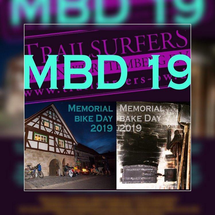 MBD19 Memorial Bike Day der Trailsurfers Baden-Württemberg