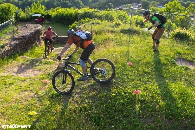 MTB / E-MTB-Fahrtechnikkurs 'Trail & Ride 2' – Pfalz