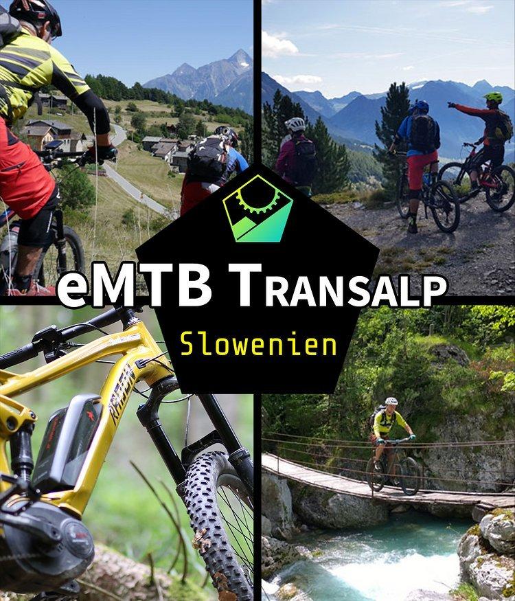 eMTB Transalp Slowenien – Julische Aloen