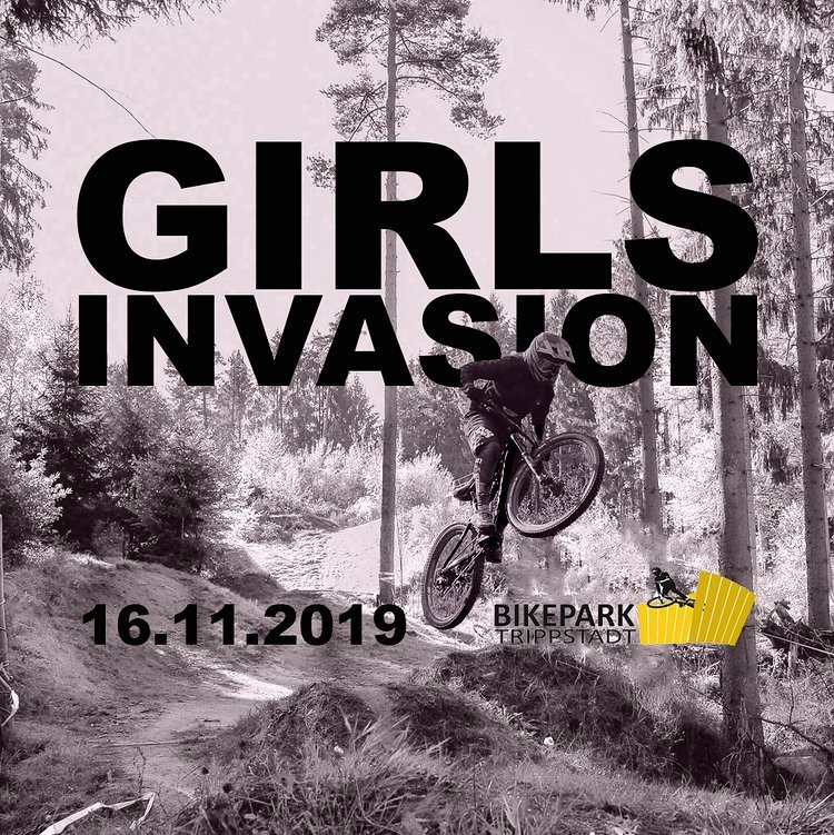 Girlsinvasion 5 Bikepark Trippstadt