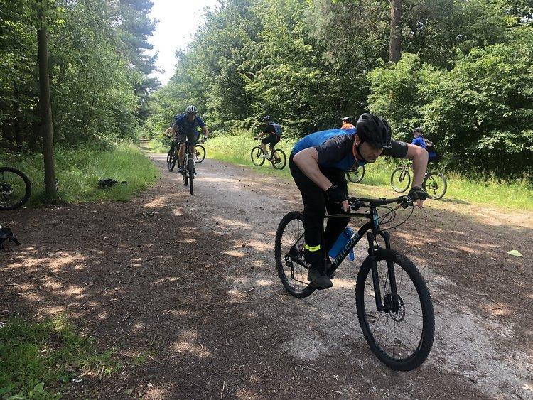 Mountainbike Fahrtechnik Basic Training