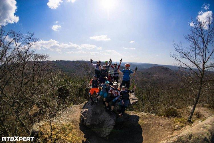 Natur pur & Hüttenfeeling – MTB-Trailcamp Pfälzerwald
