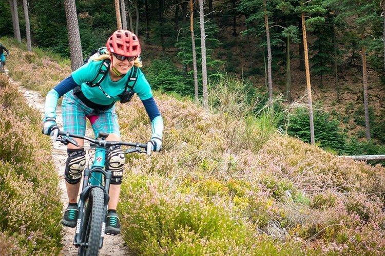 MTB-Flowcamp Pfälzerwald – unser 'Best of' Eiswoog-Trails