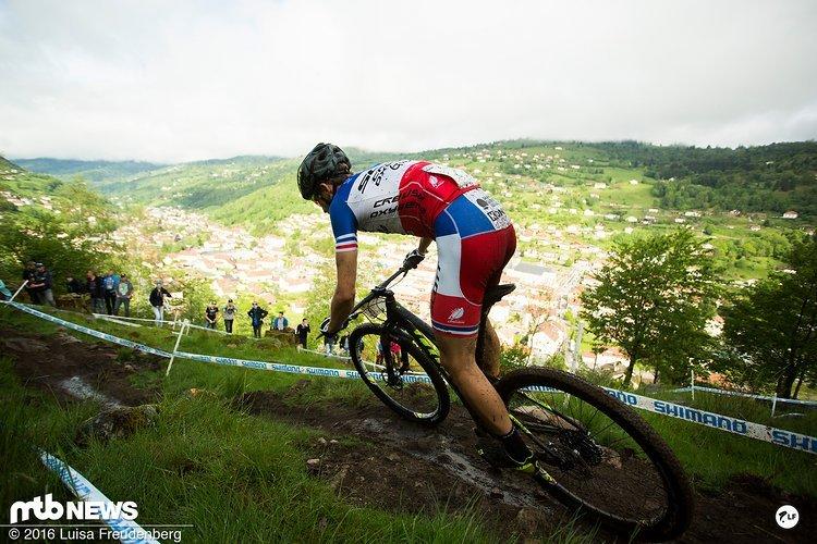 Der Franzose Titouan Carod wechselt zum BMC Racing Team.
