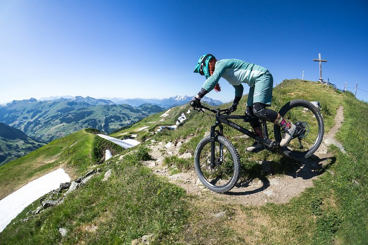 Roxybike Fahrtechnik-Camp Saalbach