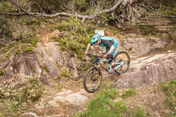 Trailrock Fahrtechnikkurs Advanced