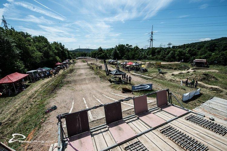Die übersichtliche Strecke in Waldshut:Gurtweil