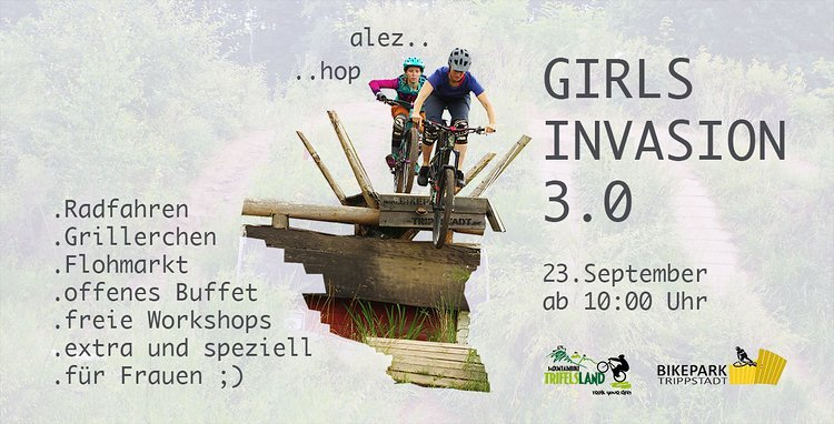 GIRLS Invasion 3.0