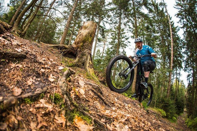 EMTB-Riding Skill Workshop Harburger Berge