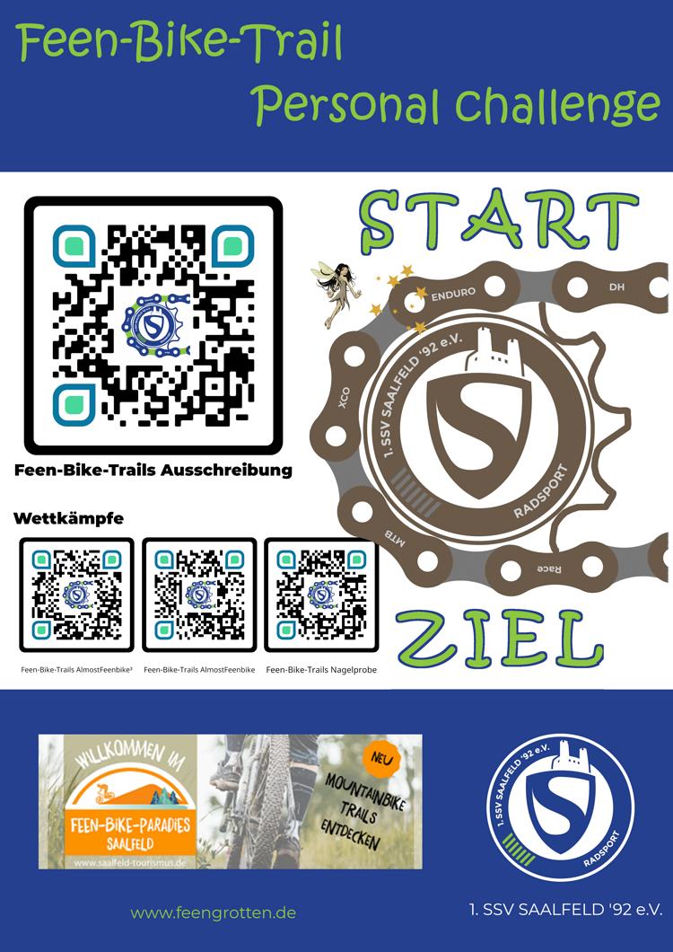 Saalfelder-Feen-Bike-Trails Personal-Challenge