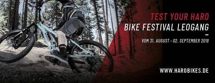 Haro Bikes – Bike Festival Leogang