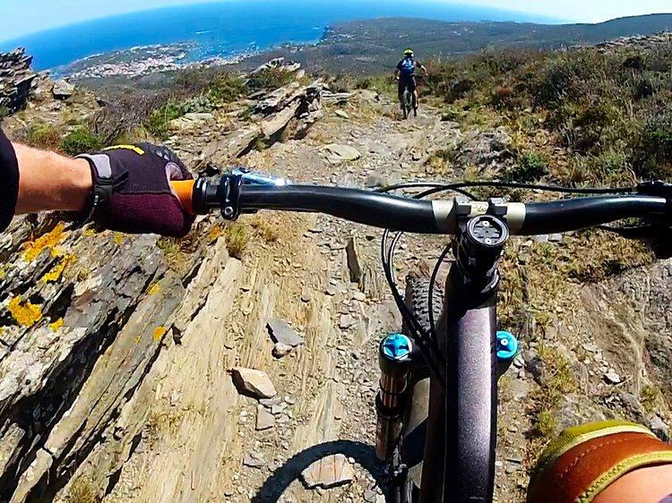 Bike Camp Katalonien