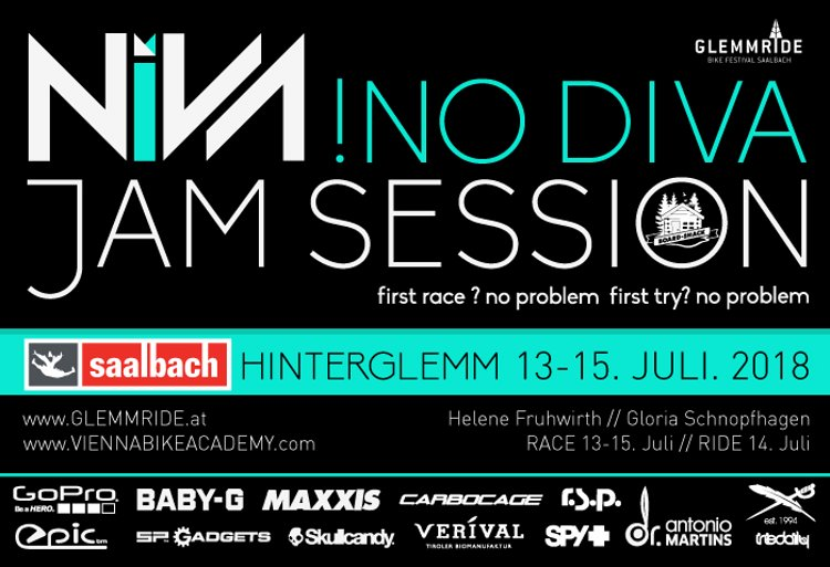 Niva ! No Diva Jam Session (women only)