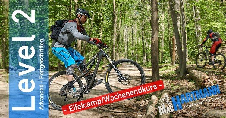 macHartmann – Level 2 – Eifelcamp MTB-Fahrtechniktraining in Nideggen