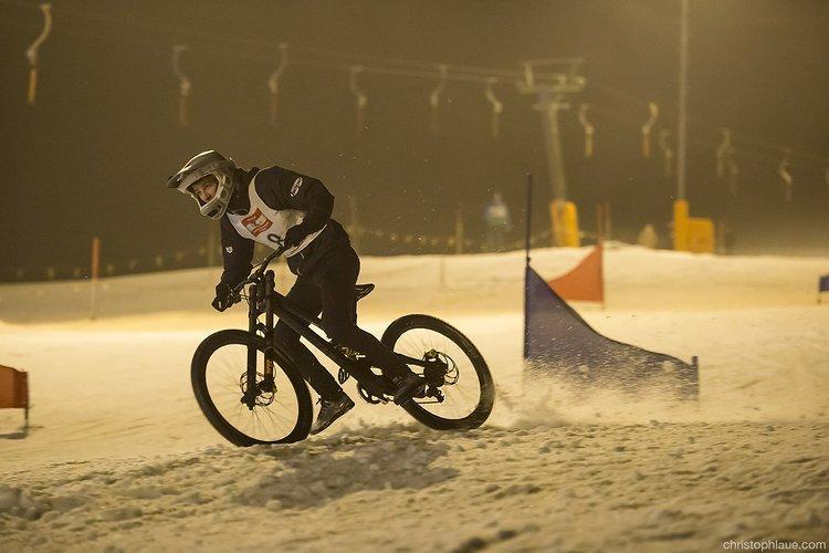 Scott Snow Downhill Fabio Wibmer