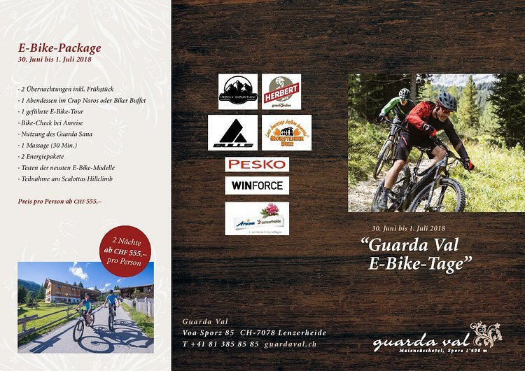 Guarda Val E-Bike Days