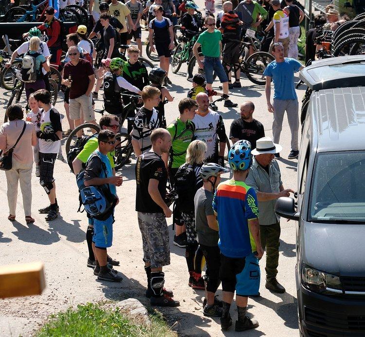 Saisoneröffnung Bikesport Sasbachwalden, Alpirsbacher Schwarzwaldtrail