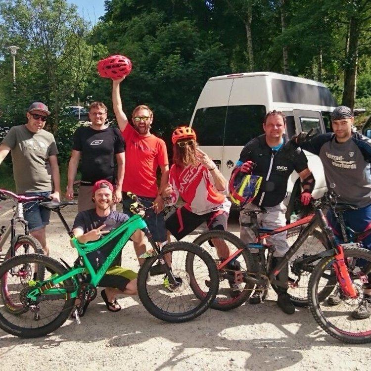Bikepark-Camp Böhmerwald