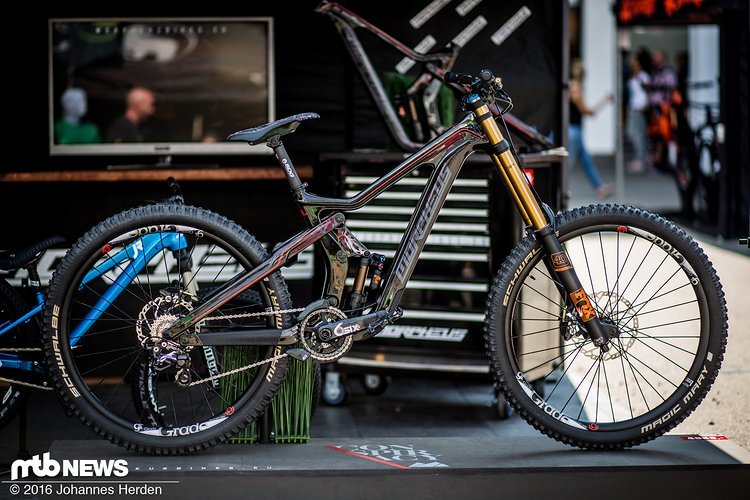 Das Downhill Bike Conspiracy