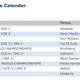 2013 UCI Mountain Bike Calendar